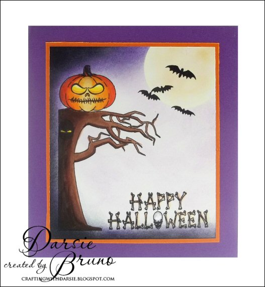 Darsie Bruno Happy Halloween