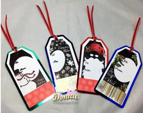 Joyclair_Christmas Gift Tags_D Idlet