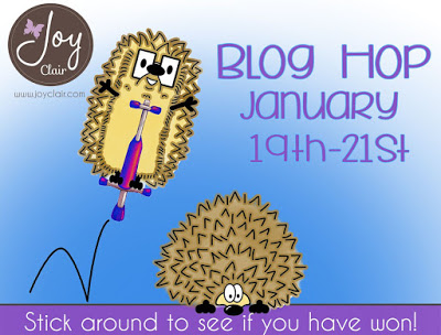 Blog Hop January