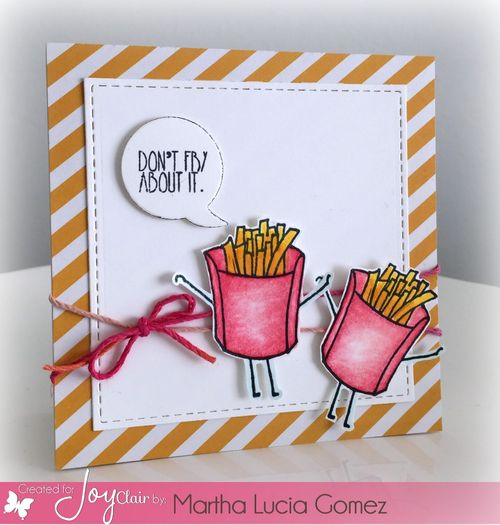 Martha Lucia Gomez - Funny Food