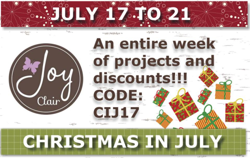 JC Christmas In July Banner