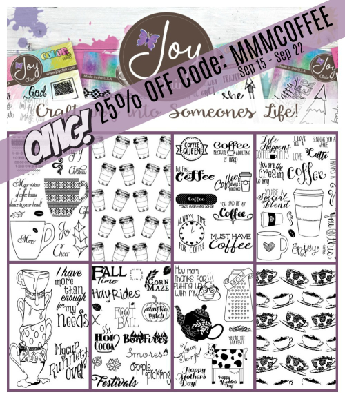 Promotion Coffee Banner Collage