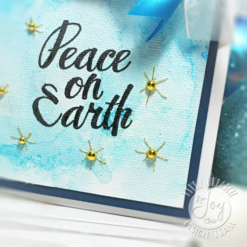 JC Peace on Earth close