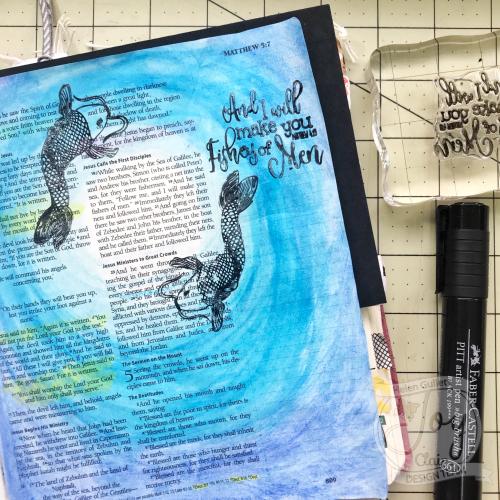 JoyClair-FishersOfMen-BibleJournaling-HelenGullett