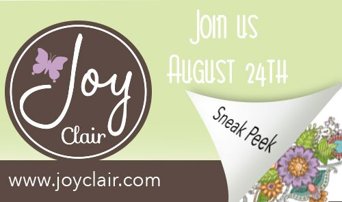 Joy Clair SneaK Peek