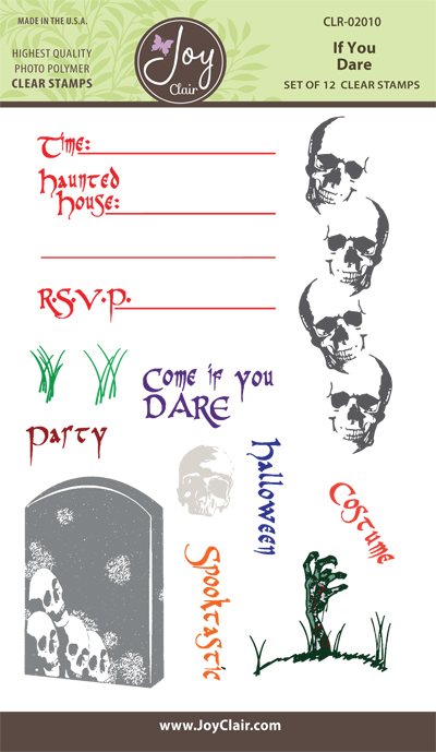 CLR-02010_If_You_Dare_Clear_Stamps