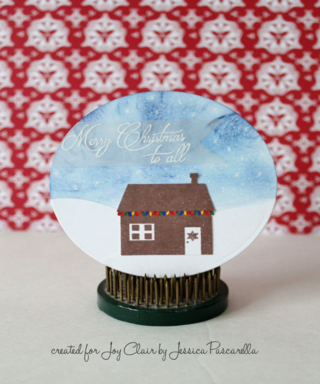 Joy Clair_Santa's Coming to Town_by Jessica Pascarella