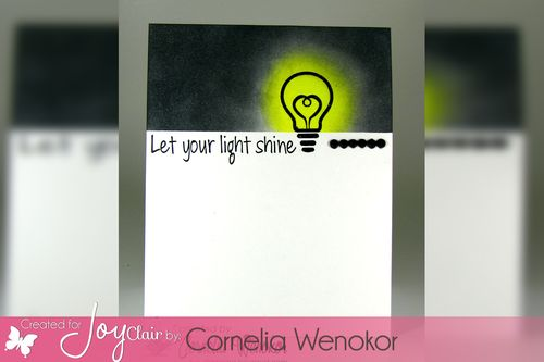 Joyclair.Cornelia.Let-your-light-shine