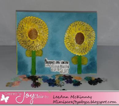 Joyclair-sunshineflower-LeeAnn