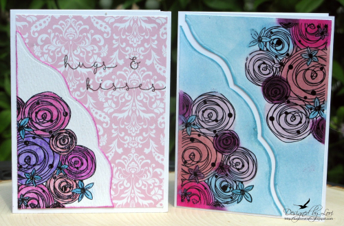 Two Cards for Joy Clair