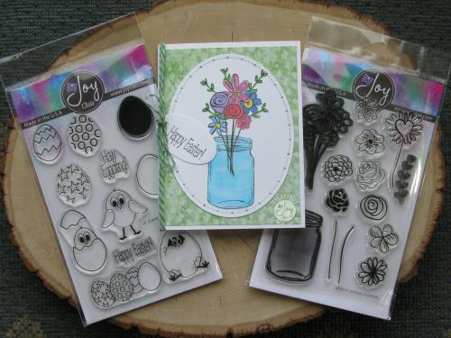 Doodle flowers 9