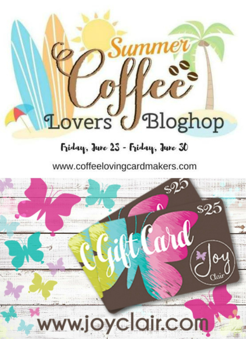 Blog Hop Coffee