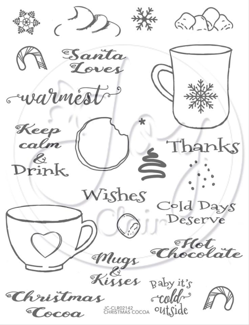 Christmas Cocoa with watermark