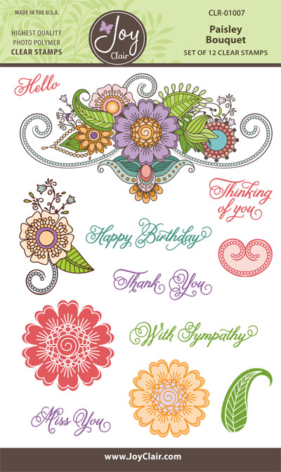 CLR-01007_Paisley_Bouquet_Clear_Stamps