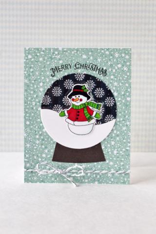Joy Clair_Cozy Snowman_by Jessica Pascarella