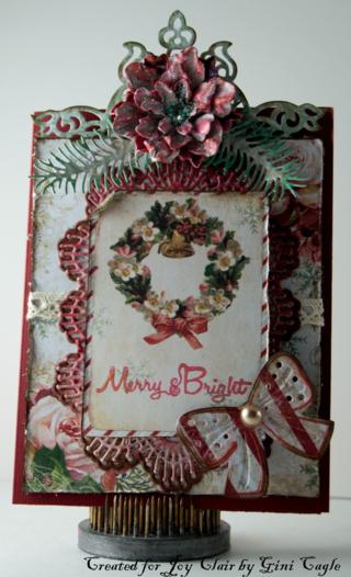 JoyClair_ChristmasSentiments_byGiniCagle