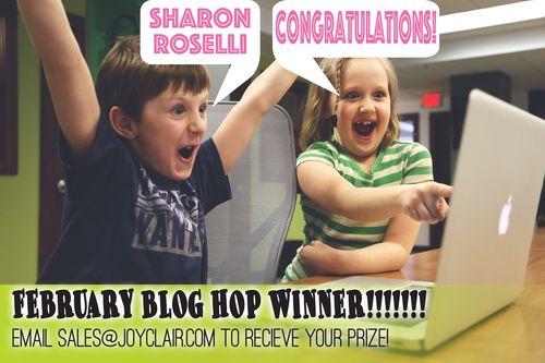 February-blog-hop-winner