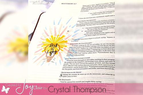 Letthatlightshine.crystalthompson