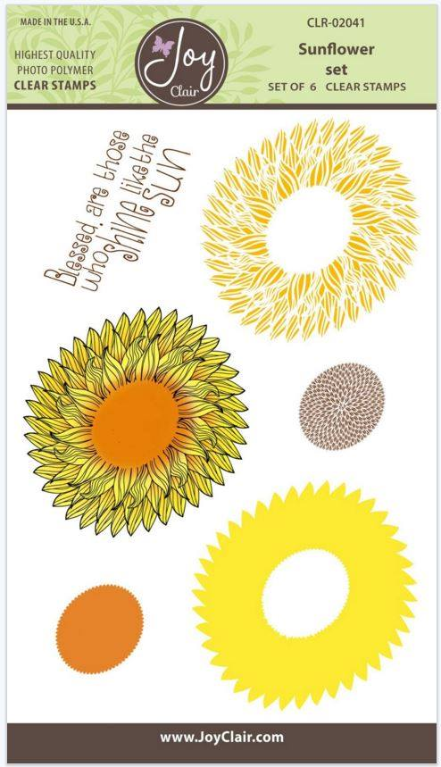 Joy Clair.Sunshine Flower