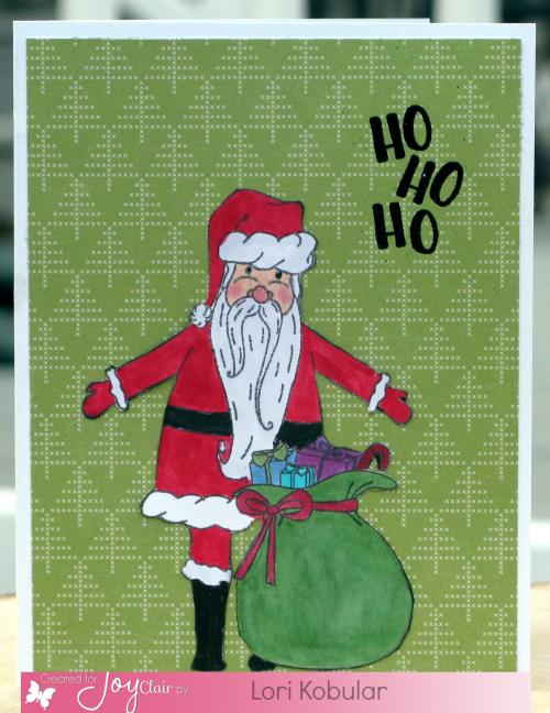 Joy Clair Santa