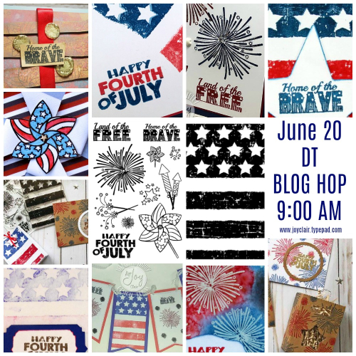 Patriotic Blog Hop