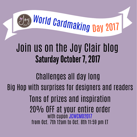 Joy Clair WCMD Big Blog Hop