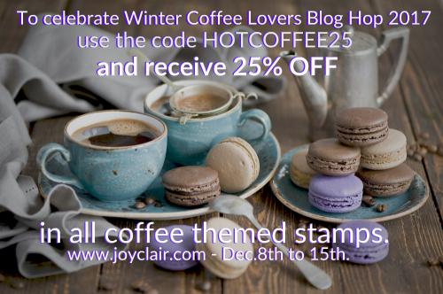 Promotion JC sale coffee