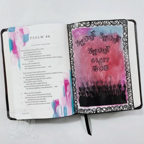 JoyClair_PraiseTheLord_Psalm66_BibleJournaling