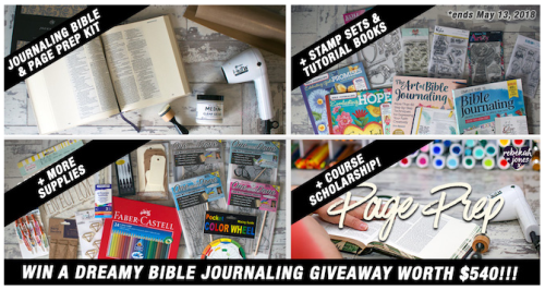 Bible giveaway
