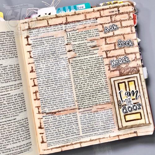 JoyClair-Luke11-BibleJournaling-HelenGullett