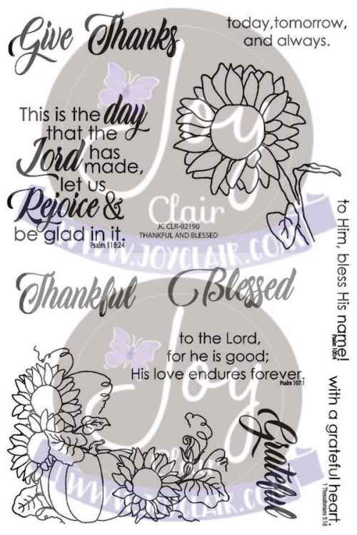 JoyClair_ThankfulAndBlessed