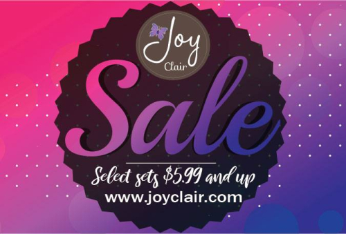 Joy clair sale