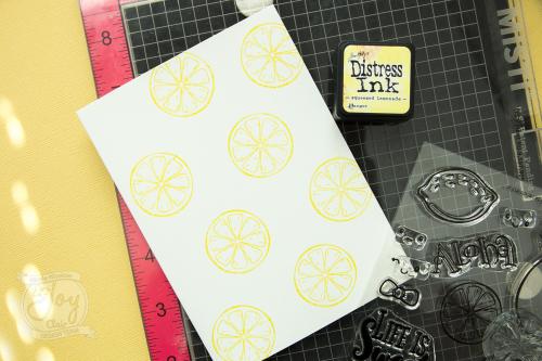 Joy CLair life is sweet lemons