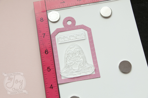 Joy clair mothers day love stamp