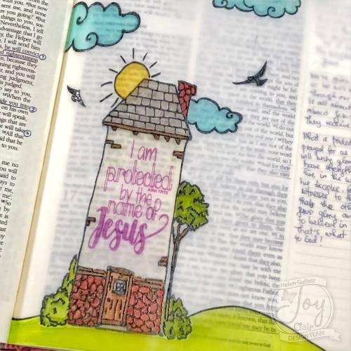 JoyClair_John17_BibleJournaling04_HelenGullett