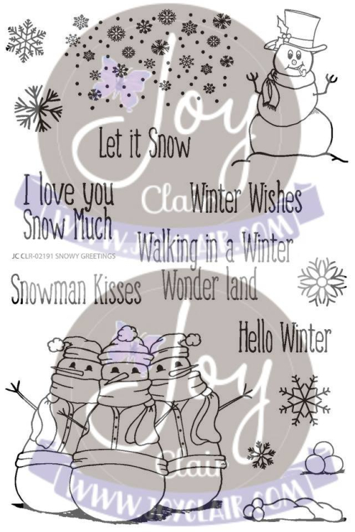 Snowy Greetings