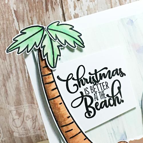 Tropical Christmas JC Corner