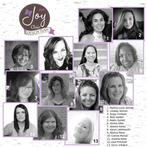 Joy Clair 2019