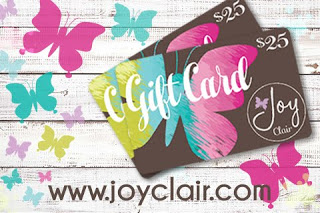 JC Gift card image