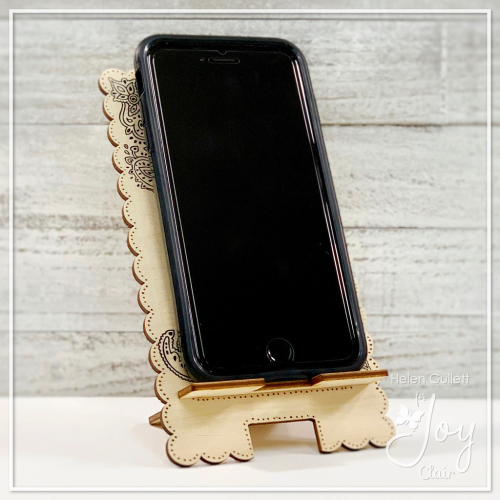 JoyClair-ClearScraps-BirchWood-PhoneStand-HelenGullett-02
